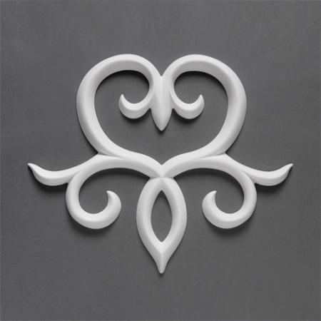 Polystyrenove ozdobne prvky